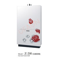 3 Knobs Switch Gas Water Heater