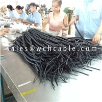 China Factory Manufactured Best Flex Resilience Spiral Cable