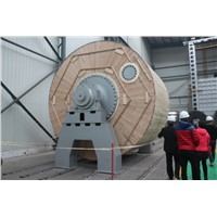 the Two Ends of the Hollow Cylinder Paper Machine Special Drying Cylinder