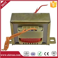 Customize Various EI Single Phase Transformer 220v 110v 12v 24v