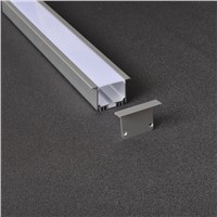 LED Recessed Lighting Aluminum Profile