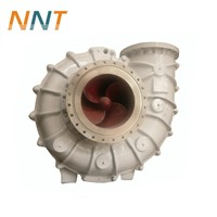 Centrifugal Semi Open Impeller Desulphurization Slurry Pump from China