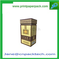 Customized Printing Favor Paper Box Tea Packaging Box