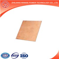 Customized Size Cu-Al Material Compound Plate Cooper & Alumium Metal Plate