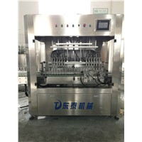 Automatic Oil Filling Machine 500ml