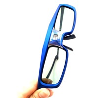 Hot Sales Active Shutter 3D Glasses for Mini DLP 3D Projecor