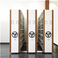 Luoyang Yiteng Supply Library Compact Shelf Mobile Filing System