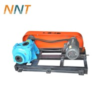 Open Pit Mining Equipment Submersible Vertical Sump & Horizontal Slurry Pump