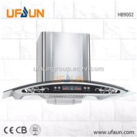 More Colorful Range Hood. Cooker Hood