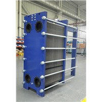 Propellent Steam to Liquid /Liquid to Liquid Gasketed Plate Heat Exchanger