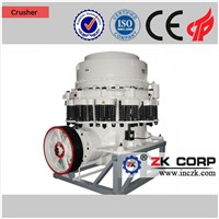Spring Cone Crusher for Road Construction