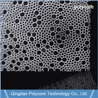 Waterproof Fireproof Light Weight Light Transmission PC Honeycomb Sandwich Wall Panel