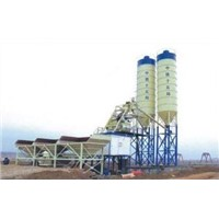 Concrete Batching Plant Hzs 25