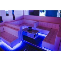 Customized Modern Design Karaoke Club Sofa