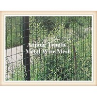 Welded Wire Fences/Vinyl Coated Welded Wire Fences/Wire Fencing Panels 50x50
