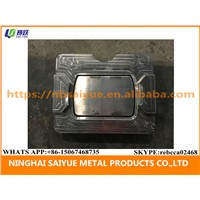 Customizable Rectangle Comal Mould