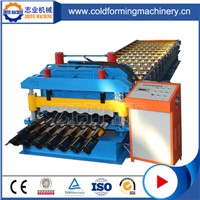 Glazed Wall Tile Roll Forming Machine