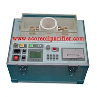 BDV Transformer Oil Dielectric Strength Tester
