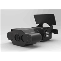 Dual Lens Taxi Mini School Bus CCTV Car Cameras for MDVR