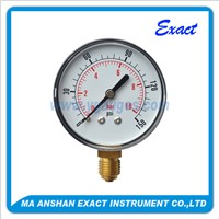 Econmy Industry Usage Dry Pressure Gauge