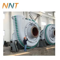 Electric Dry Sand Transfer Pump, Sand Dredge Pump
