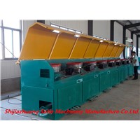 Low Carbon Customized Straight Line Wire Drawing Machine Price