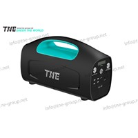 TNE Portable Solar Online Generator Dry Battery for Power Bank UPS System