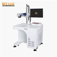 2017 Fiber Metal Laser Marking Machine