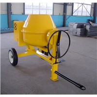 400L Mini Drum Mobile Cement Mixer Concrete Mixer
