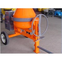 450L Mini Drum Movable Cement Concrete Mixer Mortar Mixer