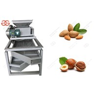 Single Stage Almond Shelling Machine with High Shelling Rate