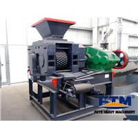 Desulfurized Gypsum Briquetting Machinery/Popular Best Price Gypsum Ball Briquetting Machine