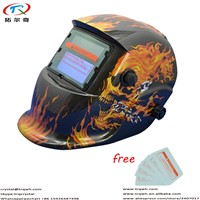 EN379 Tig Welding Helmet Auot Darkening Welding Filter Lens Factory Wholesale Price on Hot Sale Grinding Function UV/IR