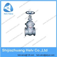 Gate Valve, Carbon Steel or Stainless Steel PN10, PN16
