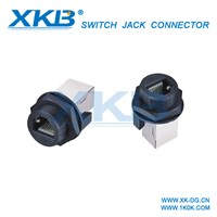 Xingkun XKB Brand Waterproof Plug Round Waterproof & Dustproof RJ45 Female