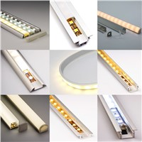 Aluminum Extrusions /LED Profile Perfect Decoration Fixture for LED Strip