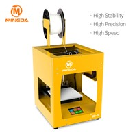 2018 New China Large Metal 3D Printer Machine, High Quality 3D Printer