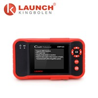 Launch Creader Crp123 Code Scanner Support Diagnostic Tool Online Update