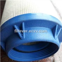 100% China Manufacturer Produce Equivalent Filter for Genuine Or OEM Parker Velcon I-656C5TB Coalescer Cartridge Filter