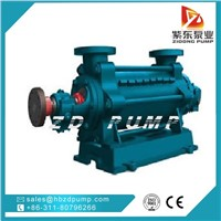 High Pressure Water Pump Multistage Pump Horizontal Centrifugal Pump