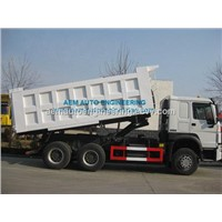 Dump Truck & Tipping Trailer