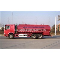 Fuel Oil Tank Truck & Trailer