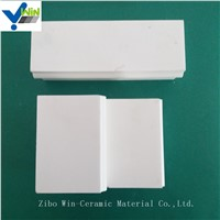 Antiwear Materials High Purity Alumina Ceramic Brick Price