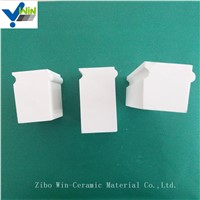 High Wear Resistance Industrial Alumina Ceramic Brick by Chinese Manufacturer