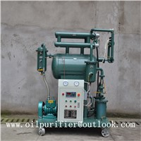 Higher Vacuum Insulating Oil Filering/ Oil Purifier