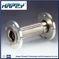 Stainless Steel Metal Hose Assembly with Flange