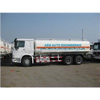 Water Tank Truck Water Carting Truck