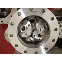C45, 42CrMo, 40Cr, Carbon Steel Flange