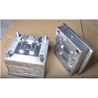 Auto Part Plastic Precision Hot Runner Injection Mould for Auto Covers & Accessories
