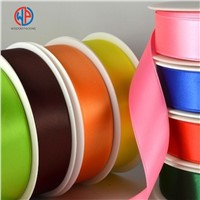 Wholesale 100% High Quality Double Face Satin Ribbon
